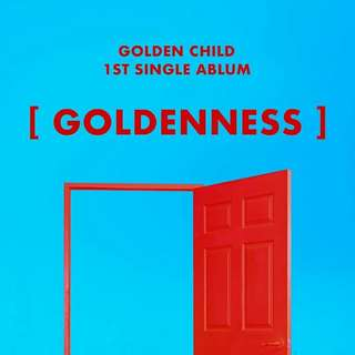 GOLDEN CHILD - GOLDENNESS
