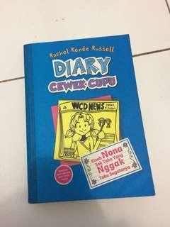 Diary Cewek Cupu 5 : Kisah NONA Sok Tahu yang NGGAK Tahu Segalanya