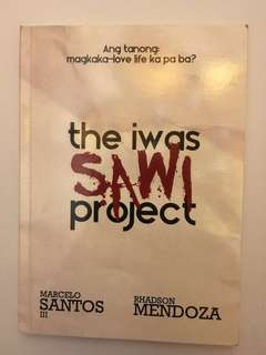 The Iwas Sawi Project by Marcelo Santos III