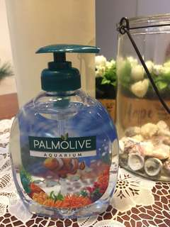 Palmolive Aquarium Design Hand Wash 300 mL