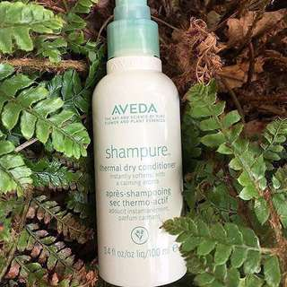 AVEDA Shampure Thermal Dry Conditioner (100ml)