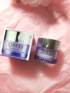 🌻 Clinique Cleansing Balm