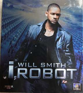 iRobot (Will Smith)