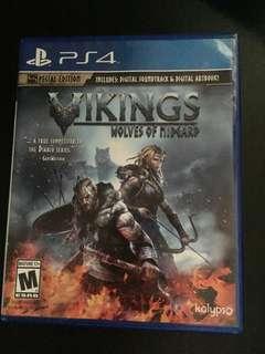 PS4 Vikings Wolves Of Midgard (Used)