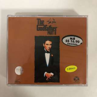 Mario Puzo's The Godfather Part 2 VCD - 3 discs