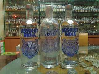 Absolut India Vodka collection