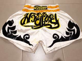 🚚 Muay Thai Short NEW! From Thailand