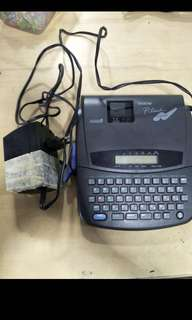 Brother P-Touch Extra Label Printer