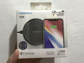 全新 Momax 電話無線充電器 未拆包裝