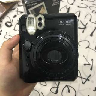 [FREE GOODIES] Fujifilm Instax Mini 50s