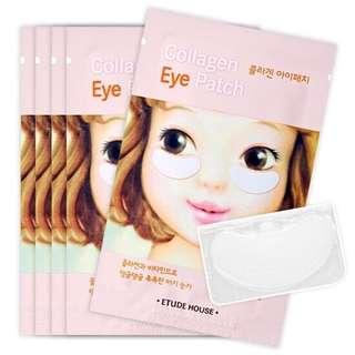 Etude colagen eye patch
