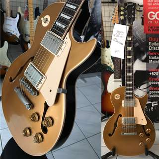 ** NEW OLD STOCK ** GIBSON MEMPHIS ES-LES PAUL VOS GOLDTOP