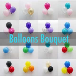 🚚 Balloon Bouquets - Series 2