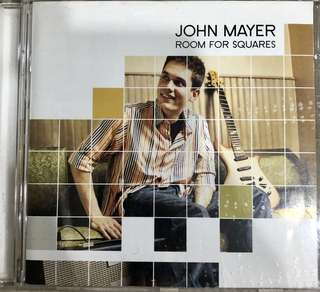 John Mayer (CD ALBUM)
