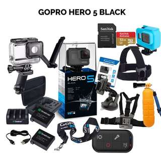 GoPro HERO 5 / HERO5 Black 4K Action Camera
