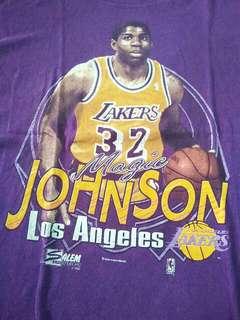 Vtg Magic Johnson Lakers