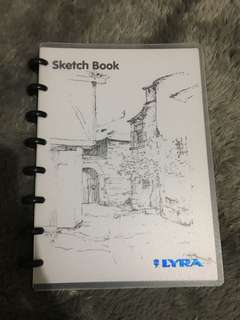 LYRA SKETCH BOOK