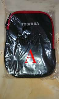 Toshiba External HDD pouch