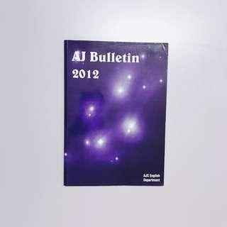 AJ Bulletin [2012, 2011]