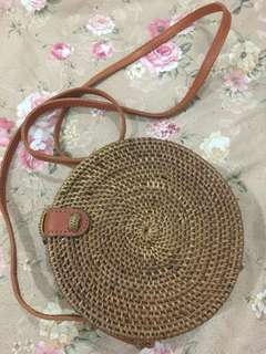 Rattan Bag ( Small Size)