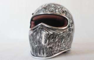 Jenama Bandeet Custom Helmet