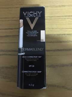 Vichy dermablend corrective stick shade 35