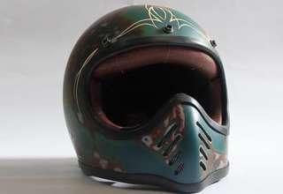 Jenama Helmet Custom
