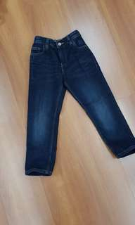 Jeans NEXT - 7 y.o - Used, 90%