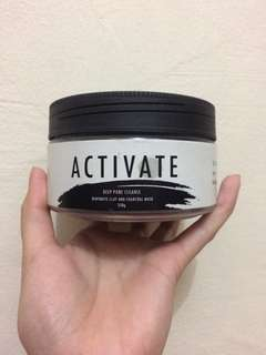 Activate charcoal ❤️