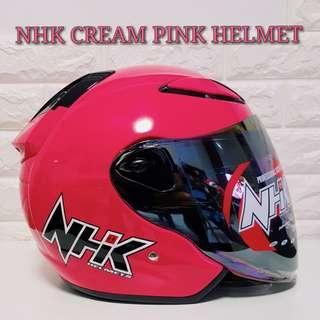 NHK Helmet (PINK)
