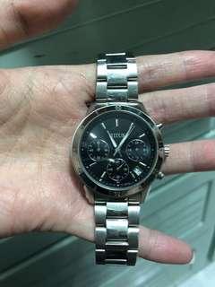 鐵達時 Titus 女裝手錶 鋼帶