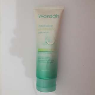 Wardah intensive moisturising body serum