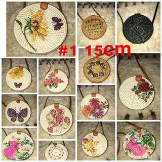 Ratan Bags from Bali Indonesia