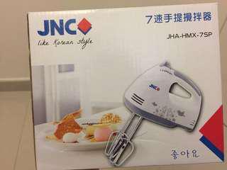 JNC電動打蛋器
