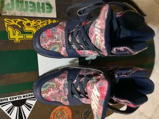 Nike Revolution Sky High Liberty Paisley Sneakers