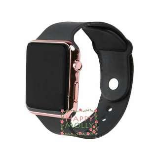Jam tangan strap rubber jam tangan pria dan wanita