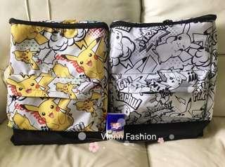 Pokémon Pikachu 寵物小精靈 背囊 背包 書包