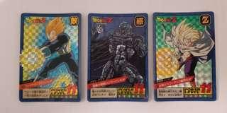 龍珠閃卡 1993 made in Japan 善惡