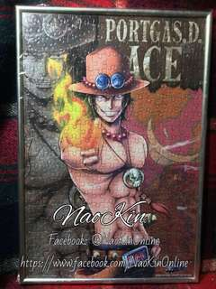 ONE PIECE - Framed Puzzle - Portgas D. Ace