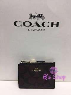 Coach coins