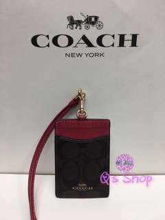 Coach card