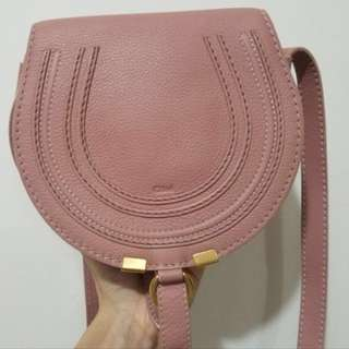 Chloe Mini Marcie Saddle Bag