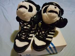 Jeremy Scott Panda Bear