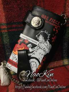 ONE PIECE - Wallet - Ace and Luffy