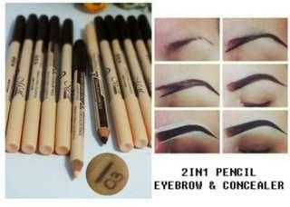 🚚 Menow Eyebrow Pencil