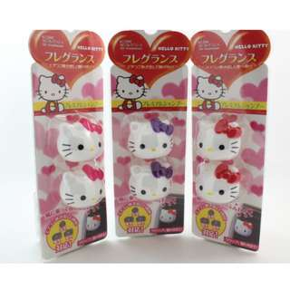 Hello Kitty Car perfume