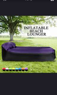 Inflatable Air Sofa /For Travel Or Beach (PREORDER)