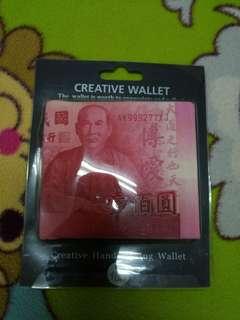🚚 百元鈔造型皮夾