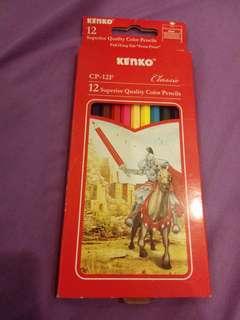 Pensil warna (isi 12)