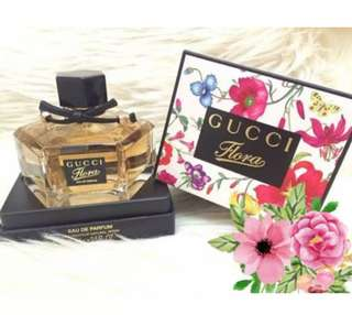 Gucci Flora Perfume 75ml   #July70